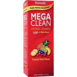 Mega Clean Detox Review by Detoxify Mega Clean Herbal Cleanse On Sale At