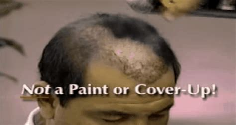 ron popiel glh 9 hair in a can spray the 10 ultimate infomercials