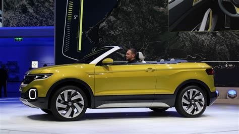 vw t cross vw previews subcompact crossover with t cross concept