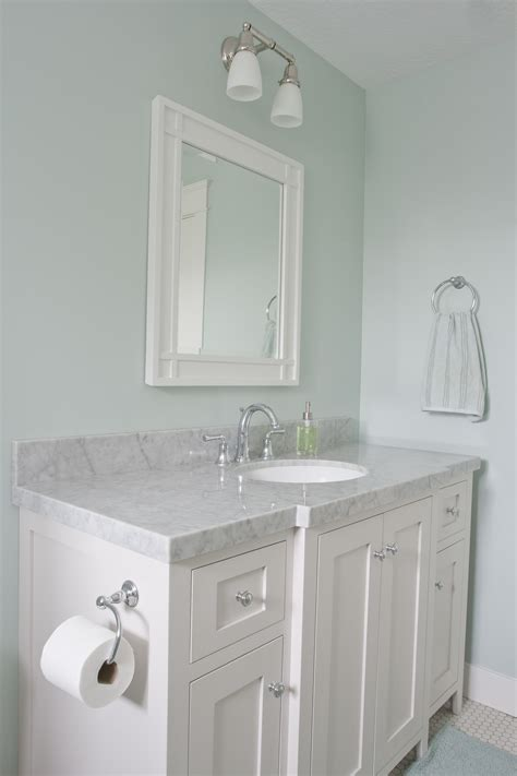 Bathroom Vanity Colors Bountiful Bathroom Tiek Built Homes