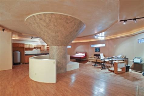 Atlas F Silo Luxury Home Nuclear Missile Silo Turned Luxury Home Listed For 750k Realtor 174