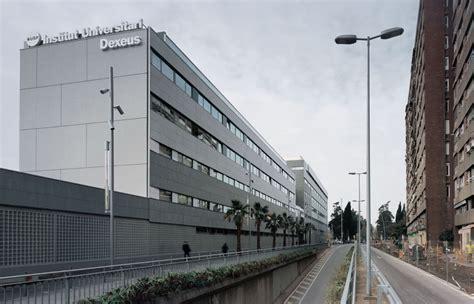 fassade horizontal horizontal strips at dexeus facade 035 facad3s