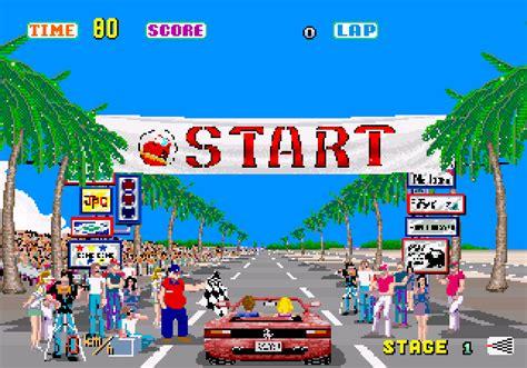 the outrun vgjunk outrun arcade