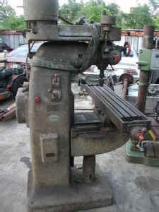 Wells Index Milling Machine Pirate4x4 Com 4x4 And Off
