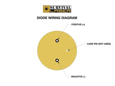 laser diode wiring diagram diy 445nm m140 diode
