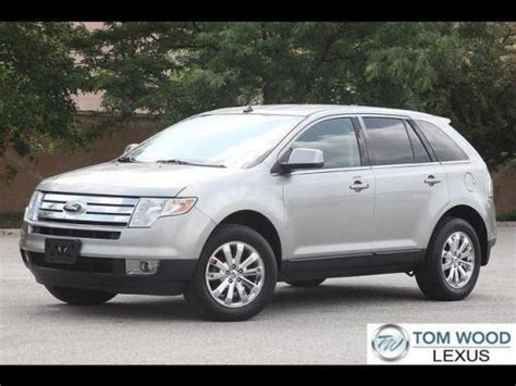 how to work on cars 2008 ford edge electronic toll collection find used 2008 ford edge limited in 4610 a e 96th st indianapolis indiana united states