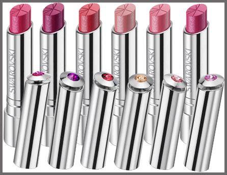 Lipstik Aurabeauty aura by swarovski sparkles on hsn blitz