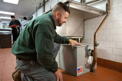 kitchen sink grease trap cleaning grease trap cleaning unitedhoodcleaning