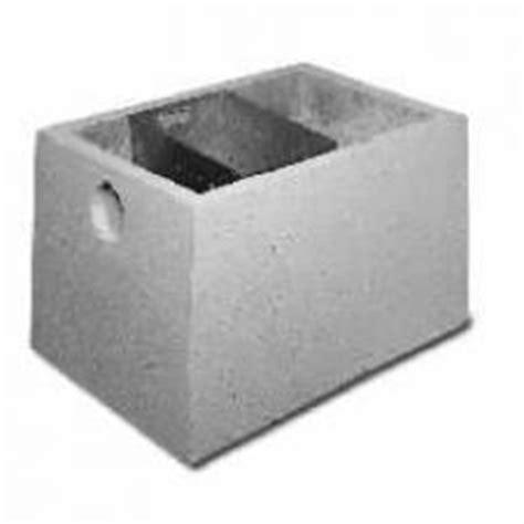 Bac A Graisse Beton 3552 by Bac 224 Graisse Complet Stradal