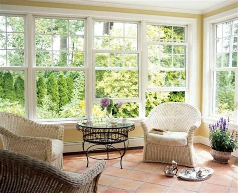 Sun Porch Windows Plan The Sunroom Addition Green Homes