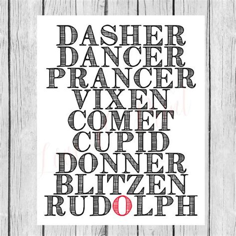free printable reindeer names 149 best ideas about crafty on pinterest fonts ana