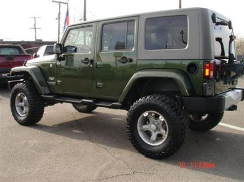 buy used 2008 jeep wrangler unlimited sahara 4wd 4 door in albuquerque new mexico united