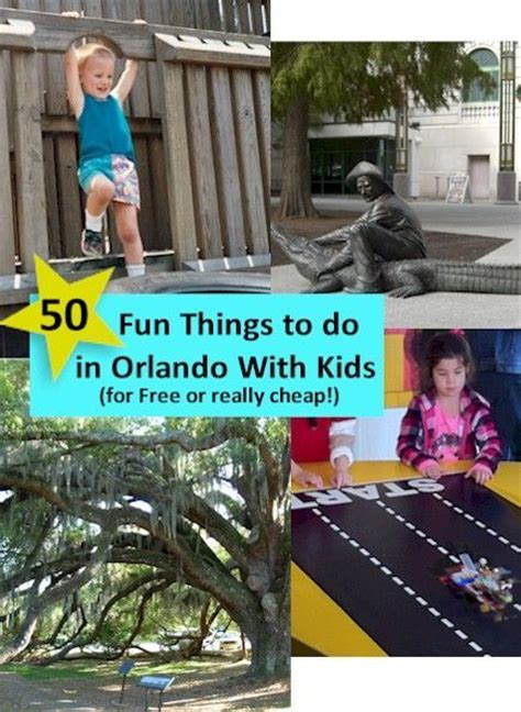 5 Things And Cheap by 50 Cheap Free Things To Do In Orlando With Things