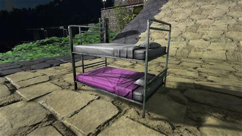 bunk beds wiki bunk bed official ark survival evolved wiki