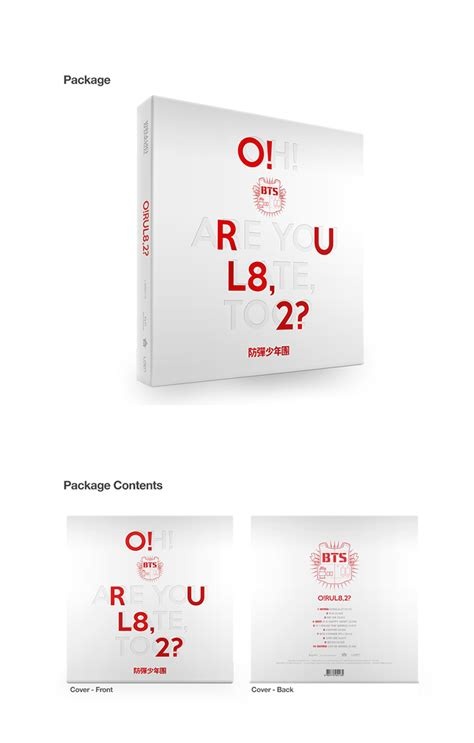 download mp3 bts o rul8 2 楽天市場 bts o rul8 2 mini album 防弾少年団 ミニアルバム wberry