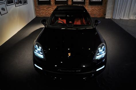 porsche panamera 2017 black the 2017 porsche panamera launched in malaysia autoworld