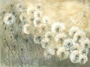 soffioni fiori per un soffio racconto illustrato sara sta scrivendo