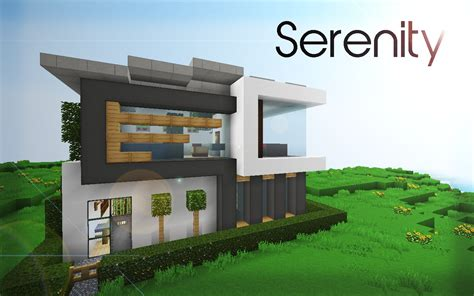 minecraft hous serenity 16x16 house minecraft project
