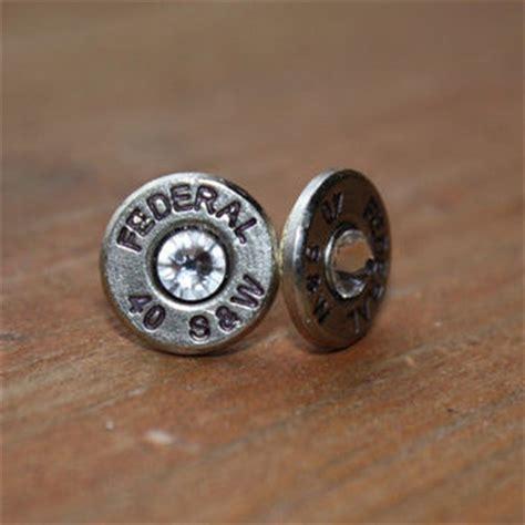 40 cal earrings 40 cal br earrings bullets ammo jewelry