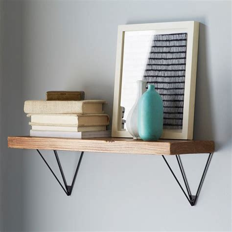 west elm shelving wood meets geometric design in one of today s top trends
