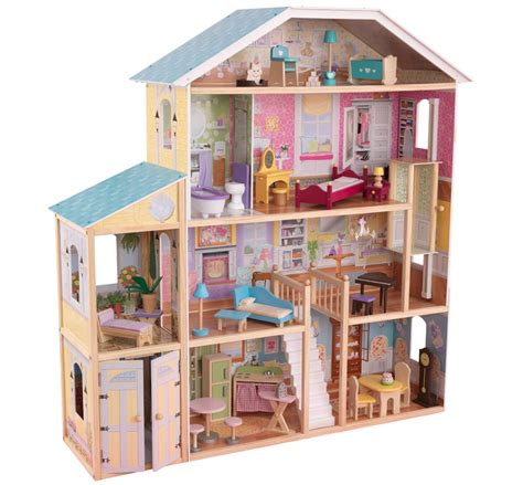 kidkraft doll house furniture 11 enchanting dollhouse sets to encourage imaginative play