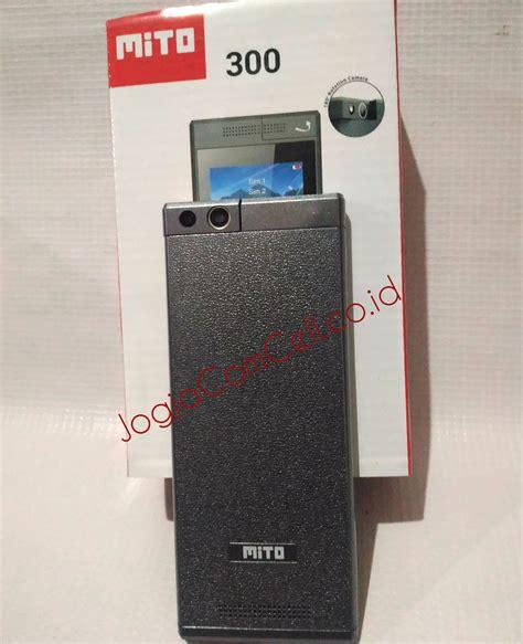 Hp Mito 151 Murah Berkualitas mito 300 handphone murah dengan kamera putar berkualitas