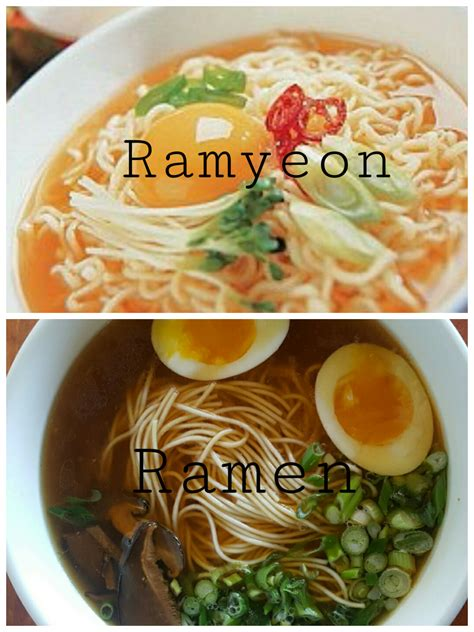 serupa tapi tak sama makanan korea  jepang