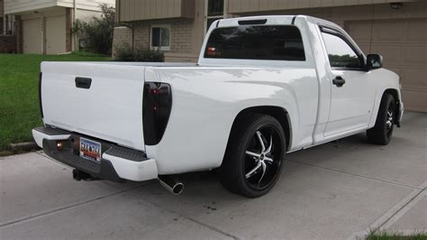 chevy colorado lowered sleeper se 2006 chevrolet colorado crew cablt pickup 4d 5