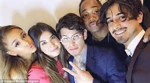 where are they now former yes members henry potts ariana grande reunites with victorious cast to celebrate