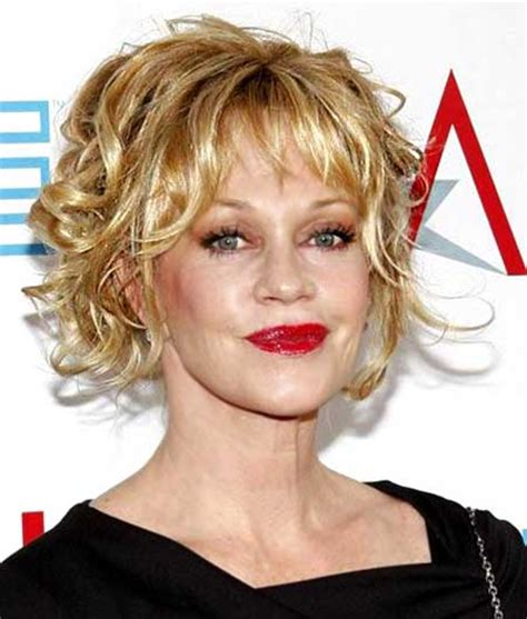 curly bob with shorter layers on top around face 25 short styles for curly hair short hairstyles 2017
