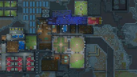 house design building games rimworld sci fi colony sim