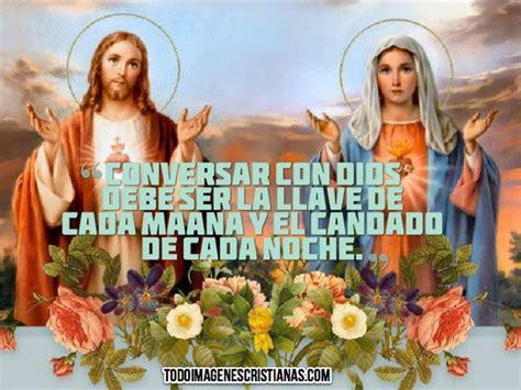 imagenes hermosas de jesus y maria im 225 genes cristianas conversar con dios