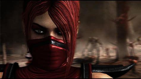 I Hacked Sketches Channel by Mortal Kombat Armageddon Arcade Mode Kaf Skarlet Part
