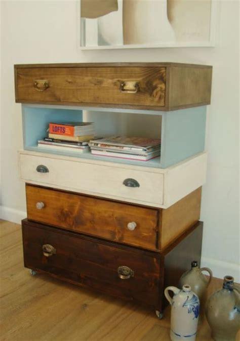 diy using dresser drawers 20 diy ways to repurpose dresser drawers for your home