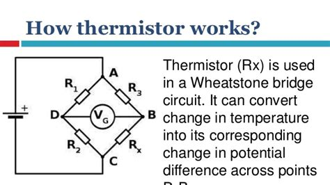 wheatstone bridge how it works slideshow on transducers