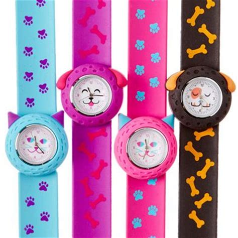 Slap Band Smiggle 1 cats and dogs slap band from smiggle smiggle