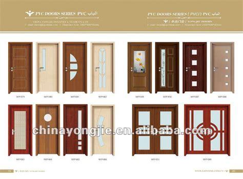 door design catalogue zhejiang yongkang ecological pvc wooden doors design