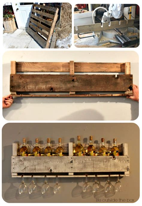 diy wood decor 12 amazing diy rustic home decor ideas diy projects
