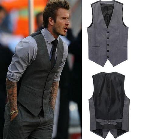 Jfashion Mens Ekslusif Blazer Stephen european style s fashion suit vest business slim gentleman waiters vest suits blazer