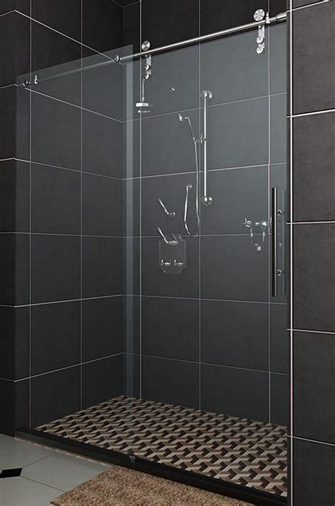 Best 10 Shower Door Hardware Ideas On Pinterest Glass Glass Shower Sliding Doors