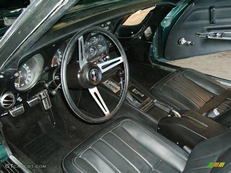 1970 corvette interior 1970 donnybrooke green chevrolet corvette stingray