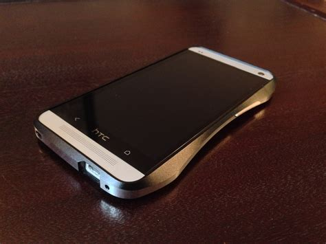 Aluminium Htc One S review draco one aluminum bumper for the htc one