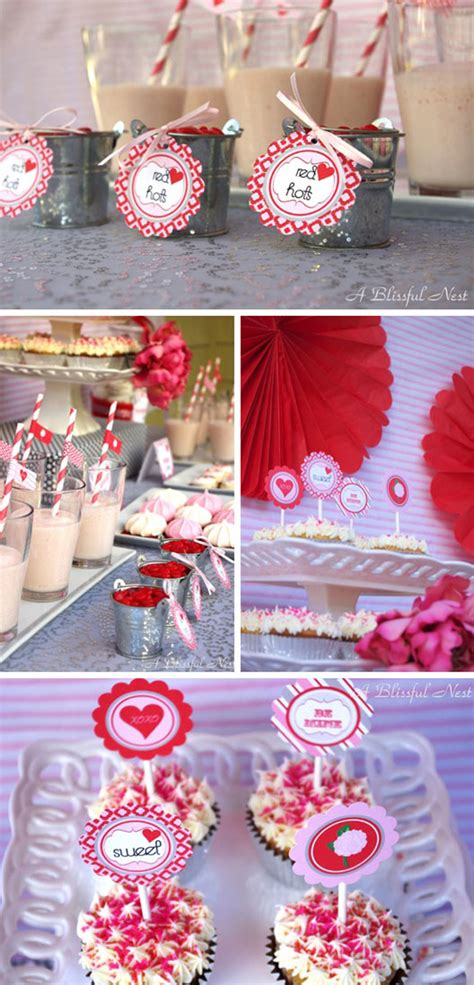 valentines day table settings home design