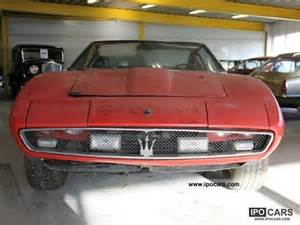 Maserati Restoration 1967 Maserati For Ghibli 4 7 Restoration Car Photo And Specs