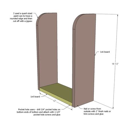 ana white build a kitchen cabinet door organizer paper free paper towel holder plans woodworking projects plans