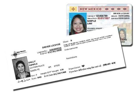 texas temporary drivers license template choice image