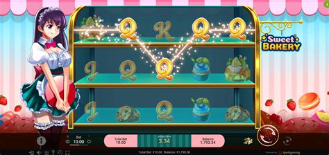 sweet bakery demo play slot machine   spadegaming