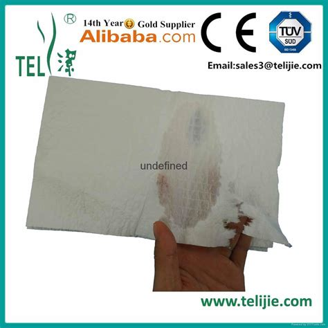 What Makes Paper Towel Absorbent - paper towel surgical absorbent sterile 带线擦手纸01 oem