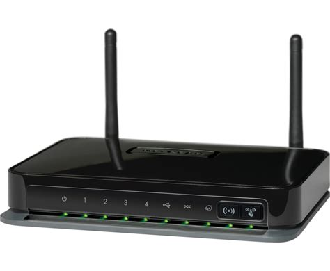 Wifi Router Modem netgear n300 wireless adsl2 modem router