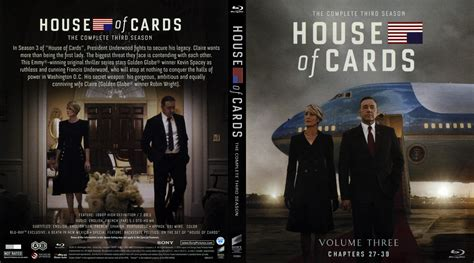House Of Cards Season 3 by House Of Cards The Complete Season June 11 Page
